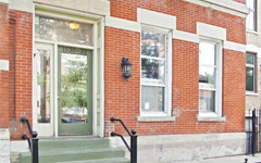 Rental Property: 1532 North Paulina, Wicker Park, Chicago, IL