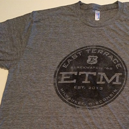 East Terrace Apartments: Official ETM Gear